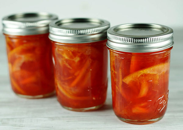 Blood Orange Beaujolais Marmalade Recipe — Dishmaps